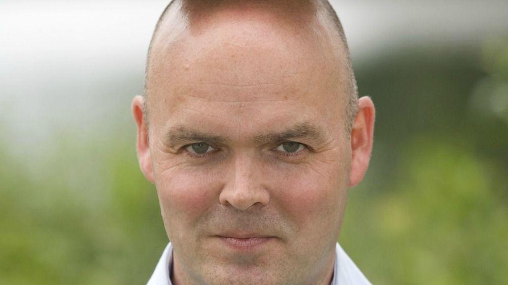 Norske it-sjefer virker å være mer positive og optimistiske enn før, sier Anders Lindgren i Steria.