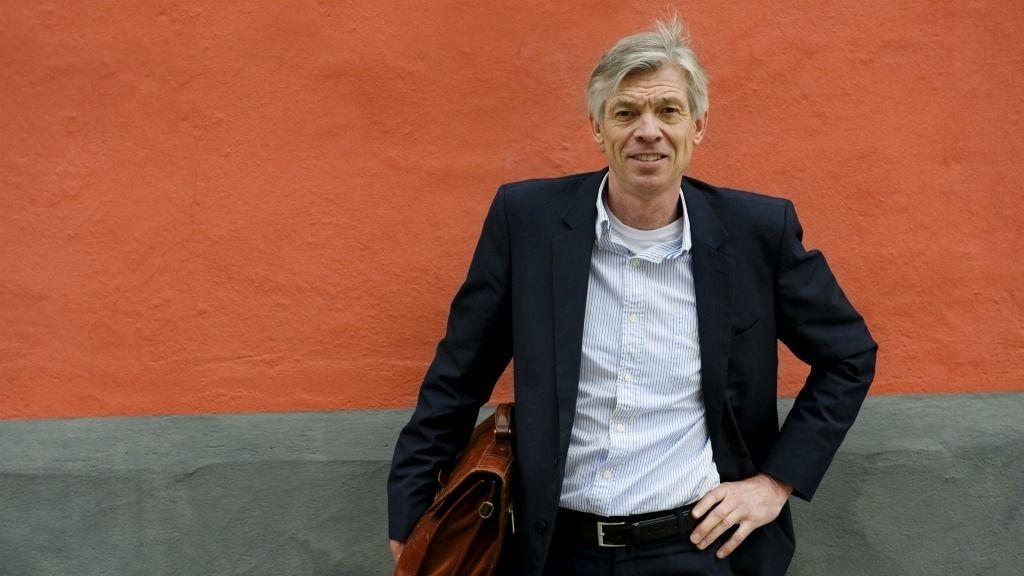 Terje Halvorsen tiltrer jobben som ny administrerende direktør for DnB NOR Eiendom 1. juni.