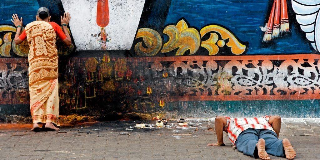 det viktigste tempelet i hinduismen