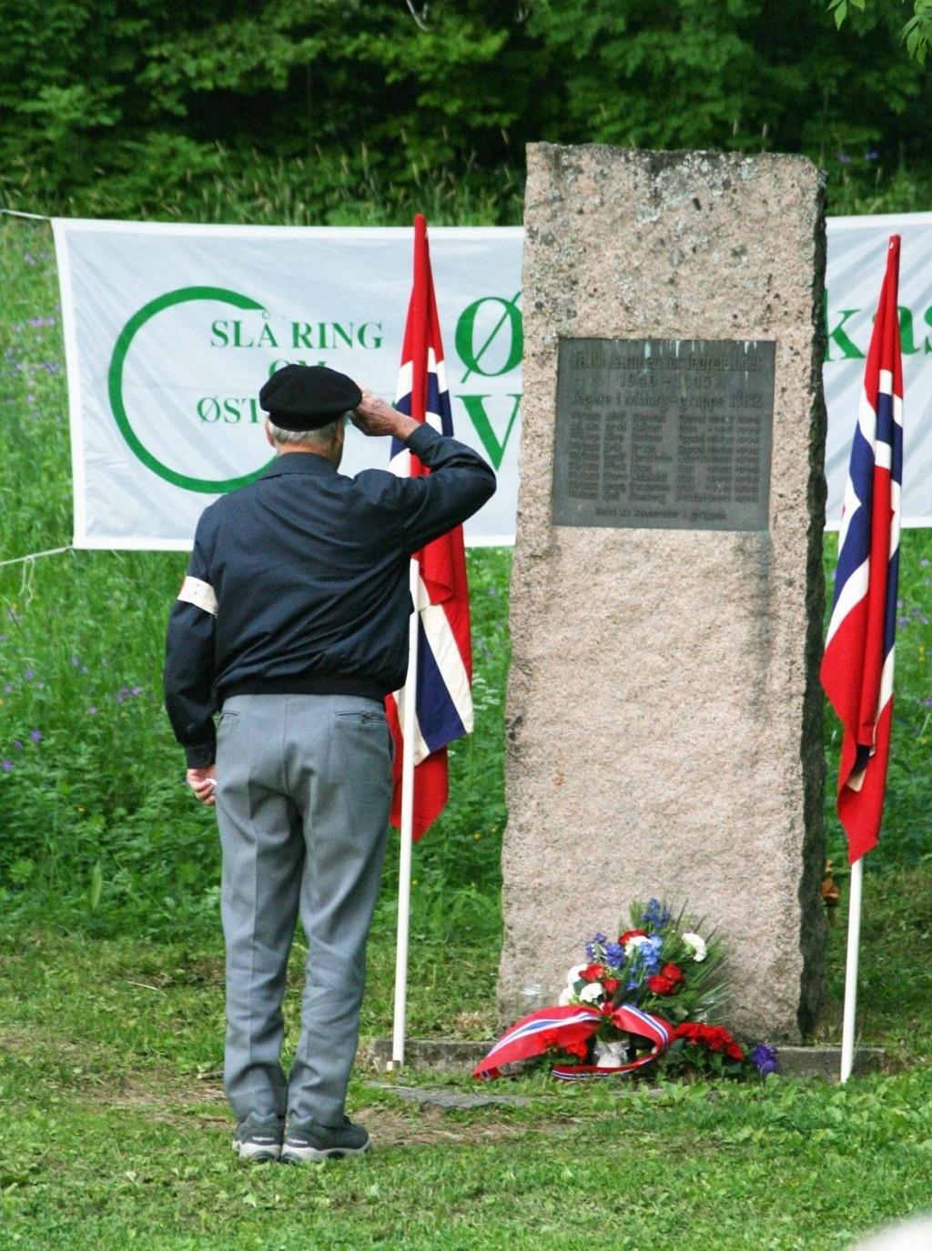 Tirsdag 7. juni er det etter lang tradisjon minnemarkering på Sarabråten.