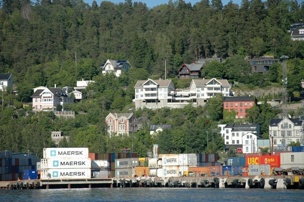 Det har lenge vært konflikt mellom Oslo havn og de som bor i området rundt.