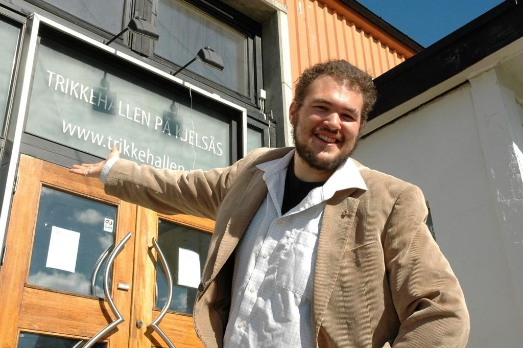 Nordre Aker musikk- og kulturutvalgs nye leder, Tor Itai Keilen, vil gjerne høre fra alle kulturgruppene i bydelen. I høst åpner han og NAMK igjen dørene til Kultursøndag Trikkehallen.