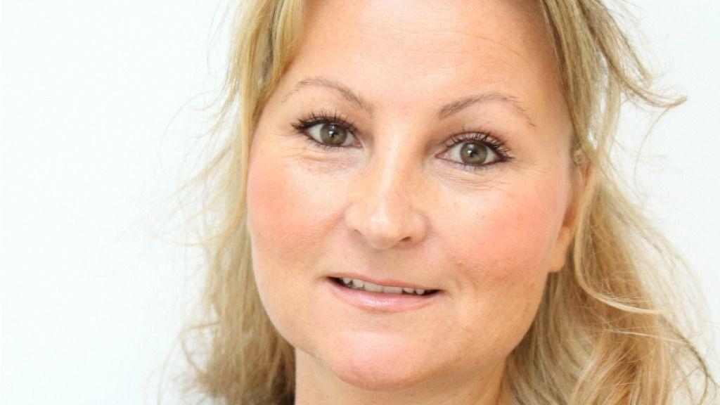 Lene Finstad (41) er ansatt som konserndirektør marked i Edda Media.