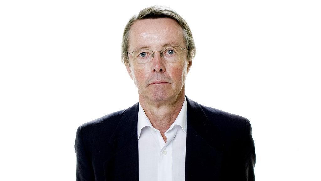 DØD: Kommentator og tidligere politisk redaktør i VG, Olav Versto, er død.