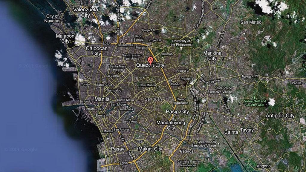 DREPT: En norsk 18-åring ble lørdag kveld norsk tid skutt og drept i Quezon city på Filippinene.