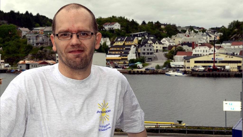 TREKKER SEG: Håvar Krane trekker seg som Demokratenes førstekandidat ved kommunevalget i Kristiansund.