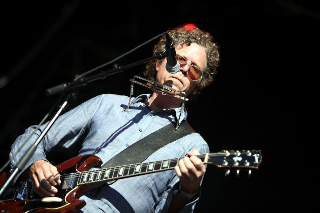 Gary Louris fortsatte med The Jayhawks etter at Mark Olson sa takk for seg i 1996.