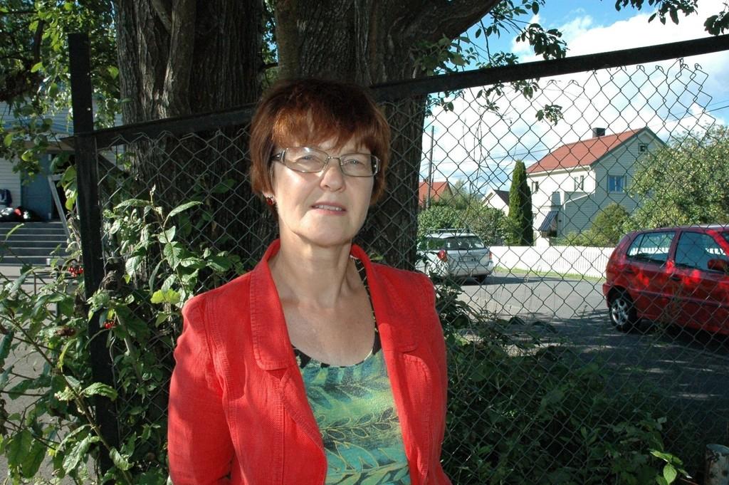 Varaordfører i Oslo og KrFs førstekandidat, Aud Kvalbein ønsker en bedre skolehelsetjeneste i Oslo, og peker spesielt på Frogner som har langt flere elever per årsverk enn andre bydeler.