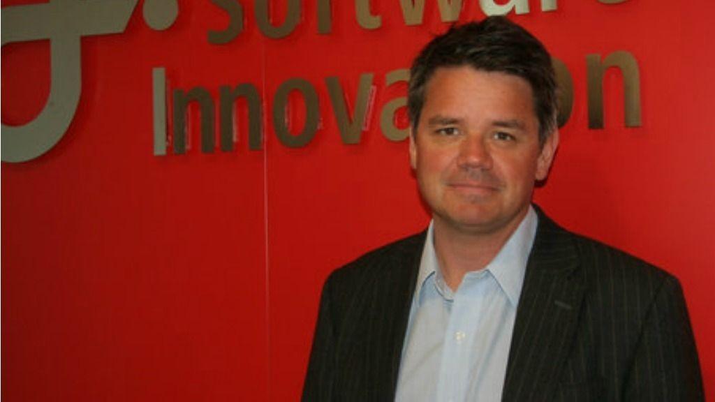 Torstein Harildstad, administrerende direktør i Software Innovation Norge