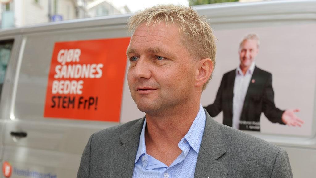 FORSTÅR ØNSKE OM DØDSSTRAFF: Ordførerkandidat Pål Morten Borgli mener Frps politikk om strenge fengselsstraffer, tøffere soningsforhold og ikke minst større bevilgninger til politiet må få et forsterket trøkk etter det som skjedde 22. juli.