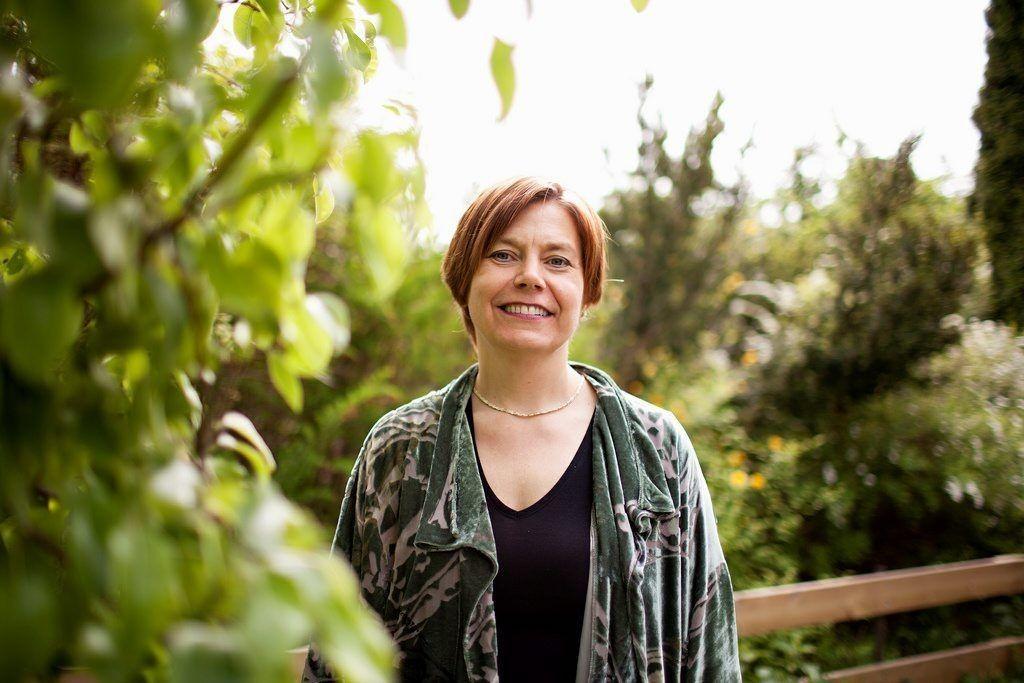 HAR GODE SVAR: Margaret Hillestad (Sp) vil også ha flere lærere. Og gi dem bedre lønn.