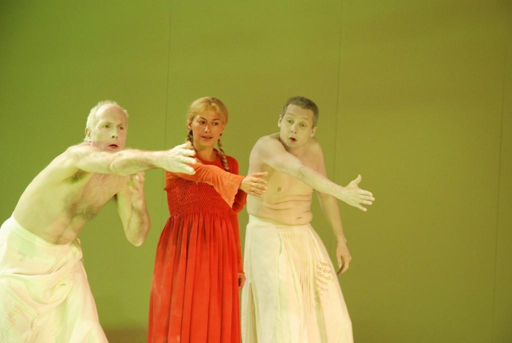 URPREMIÈRE: «Istialia» har urpremière lørdag 27. august og er en del av Dramatikkfestivalen. Publikum kan glede seg til 35 forestillinger gjennom ni dager.
