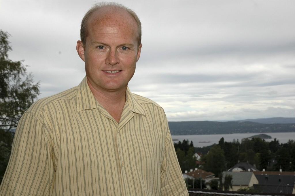 Bytter beite: Bekkelagsmann og Venstrepolitiker Karsten Gjefle er på vei til Afrika for å løse sanitærproblemer.