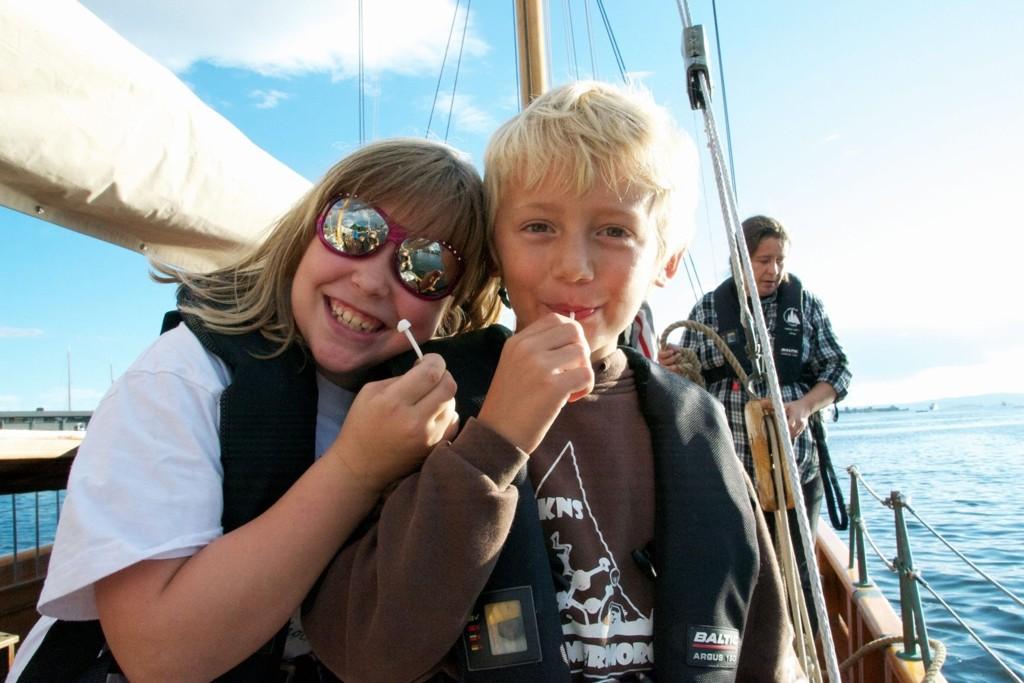seiling i oslofjorden