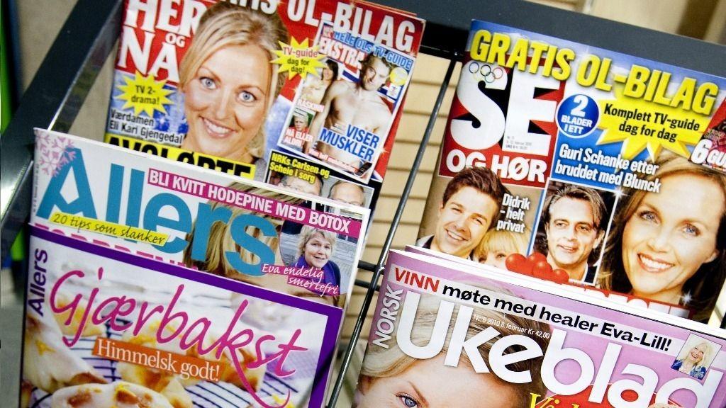 Først og fremst stabilitet som karakteriserer magasin- og ukepressens lesertall i perioden fra august 2010 til juni 2011 sammenlignet med samme periode i fjor.