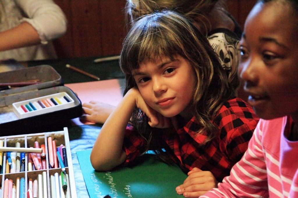 Mye moro: Barn og unge har mye å velge i hvis de vil drive med en aktivitet i høst. På Haugenstua har de det meste.
