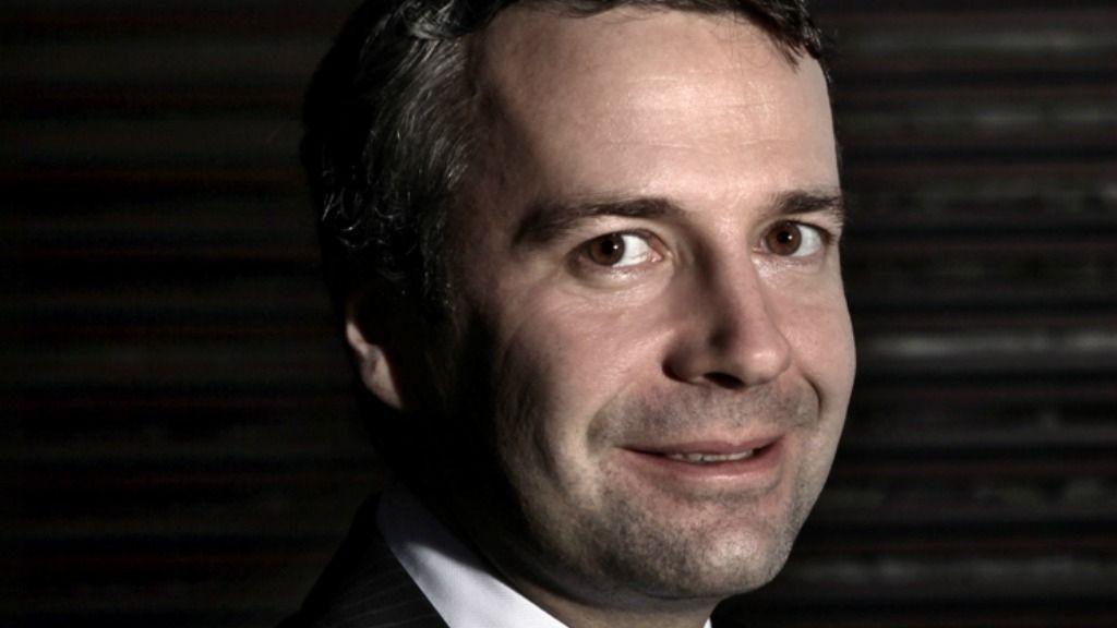 Gunnar Sellæg, administrerende direktør i Aspiro .