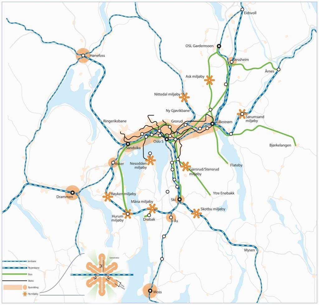 Grünerløkka SV er skuffet over regjeringens statsbudsjett og etterlyser mer satsing på T-bane og kollektivtransport.
