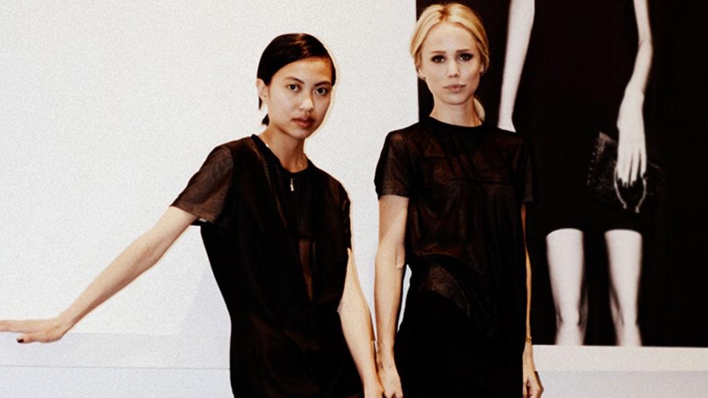 NOWHERE: Elin Kling er kreativ ansvarlig for kolleksjonen, mens Nhu Duong har stått for design.