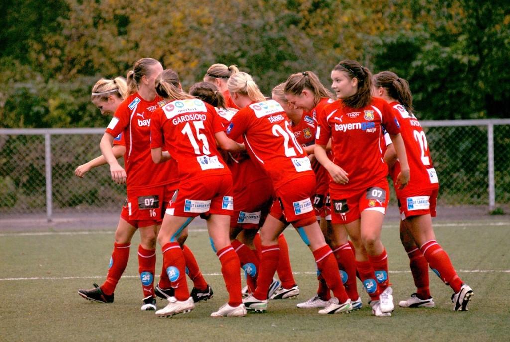 SØKER TALENTER: Røa-jentene inviterer til talenthelg for jenter mellom 13 og 17 år.