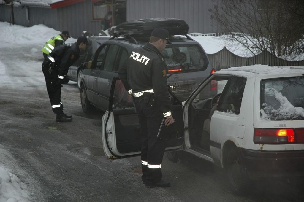 Mannen hadde drukket store mengder med alkohol før han satte seg i bilen. Nå må han i fengsel
