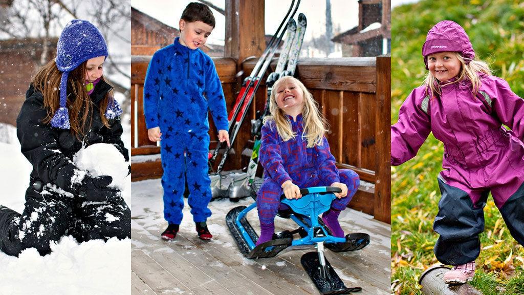 6cd3a472 BARN , KLÆR - Sikre deg barnas høst-/ vinterklær billig