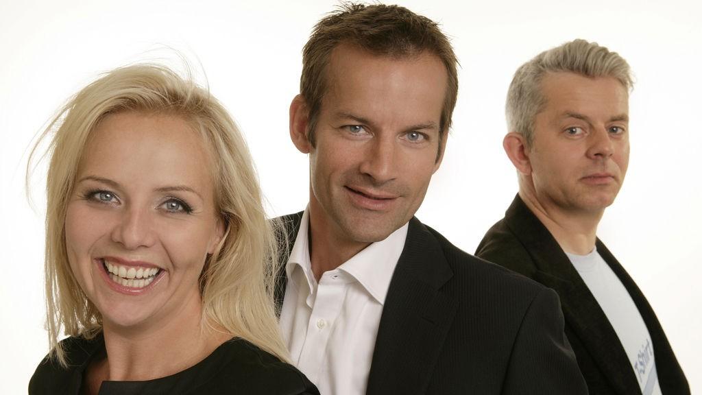 Almaas,Skåber og Nærum i «Nytt på nytt».
