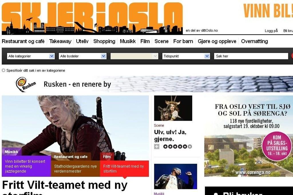 skjeriOslo er Lokalavisene Oslos nye byguide.
