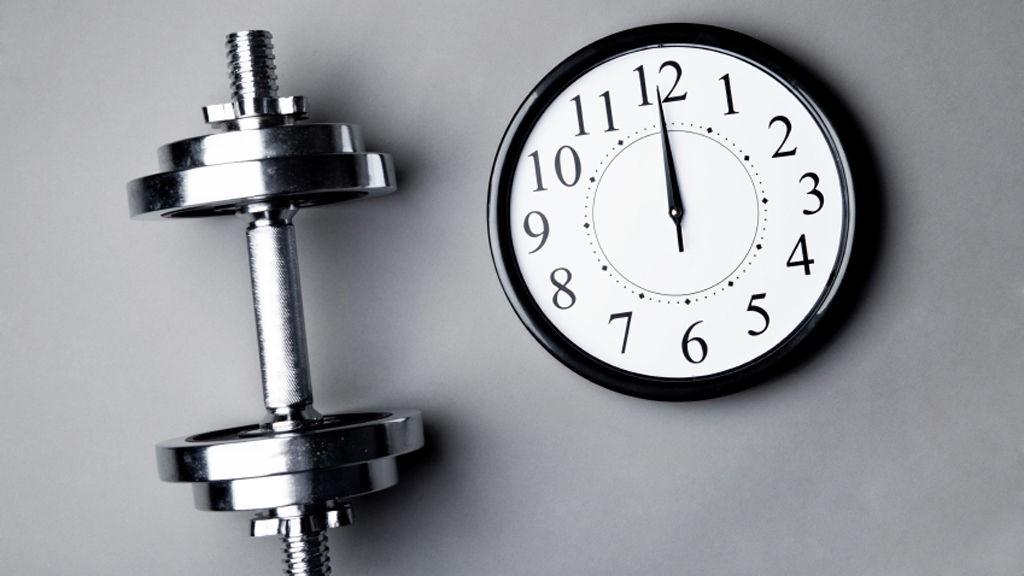 TIDSKLEMMA: Av og til kan det være en vanskelig balansegang å klare alle dagligdagse krav og samtidig ha tid og ork til trening.