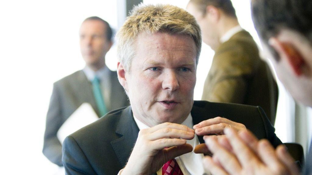 Administrerende direktør i Ergogroup, Terje Mjøs