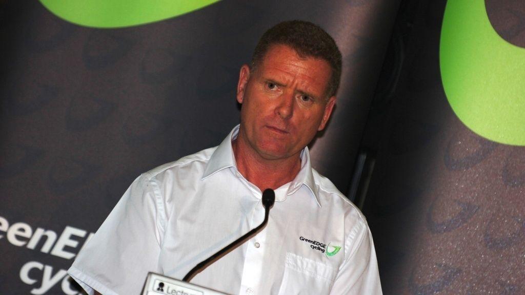 Shayne Bannan (GreenEdge)