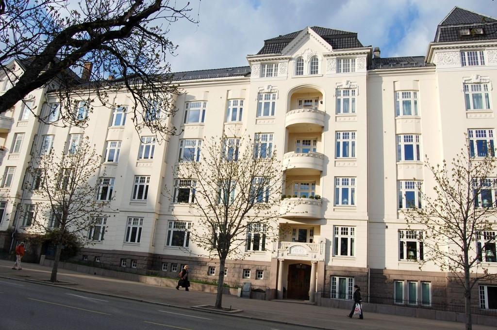 Beliggenheten til Oslos næringssentrum er blant det som gjør at kvadratmeterprisene i Bydel Frogner er høyest i landet.