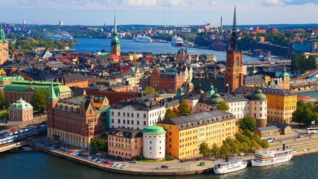 Vann på alle kanter er Stockholms spesialitet og det gir spennende turmuligheter.