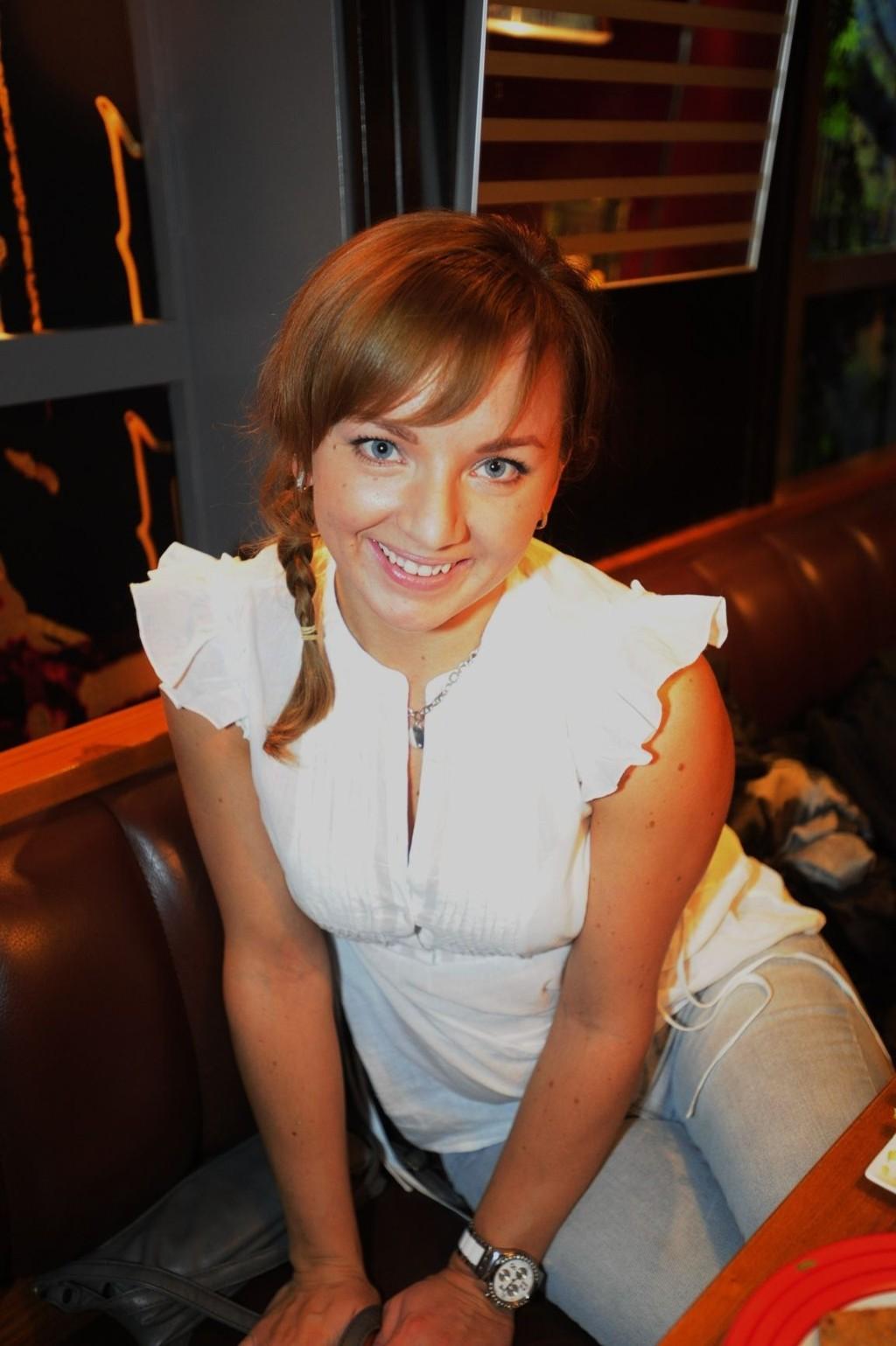 – Ja, jeg er redd for å gå alene, sier Maria Kutliar.