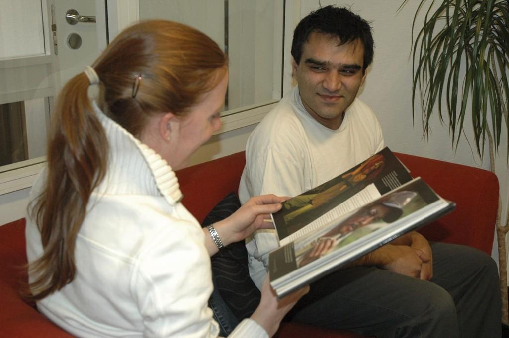 Resultatene fra undersøkelsen om innvandreres utdanning som avsluttes i år vil først være klare godt ut i 2012.