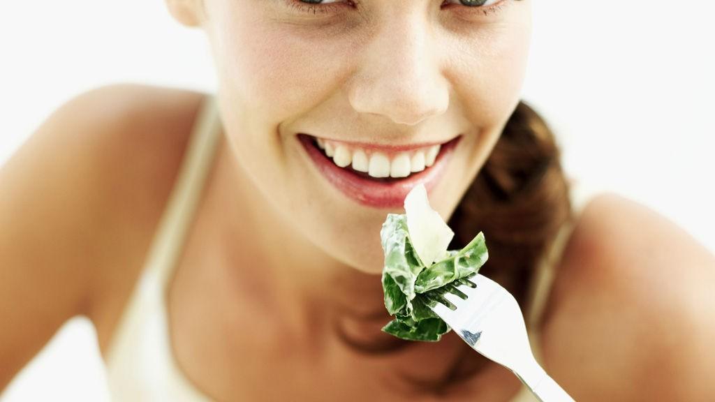 FORK IT: Kan du få det i deg med gaffel naturlig, kan du spise det.