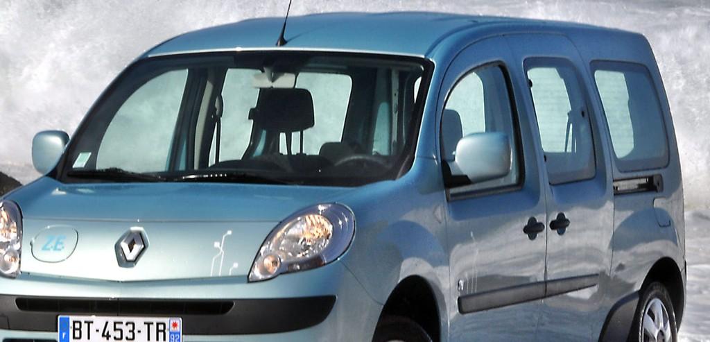 Renault kommer med en flåte elbiler. Kangoo vil være den første i Norge.