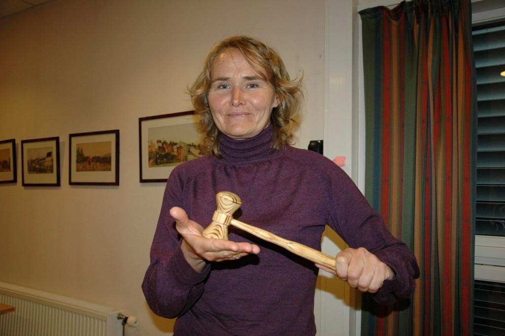 Kristin Sandaker er ny leder i Østensjø bydelsutvalg.