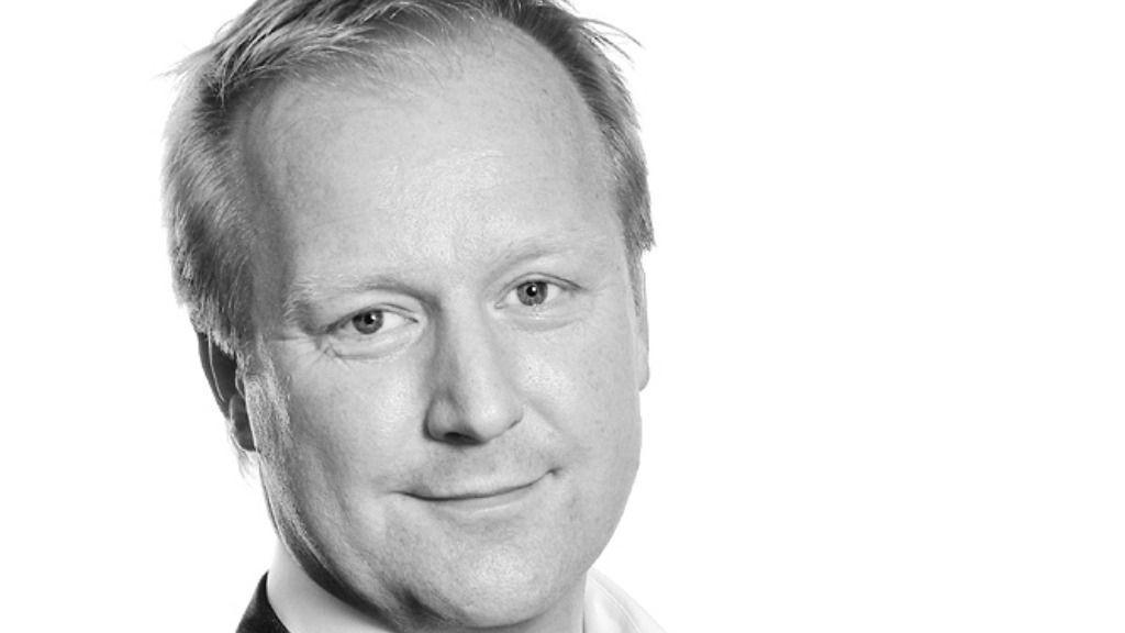 Steinar Brændeland,daglig leder i Canal Pluss