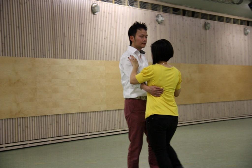 KURS: Det er ennå mulig å få seg et gratis dansekurs på Holmlia.