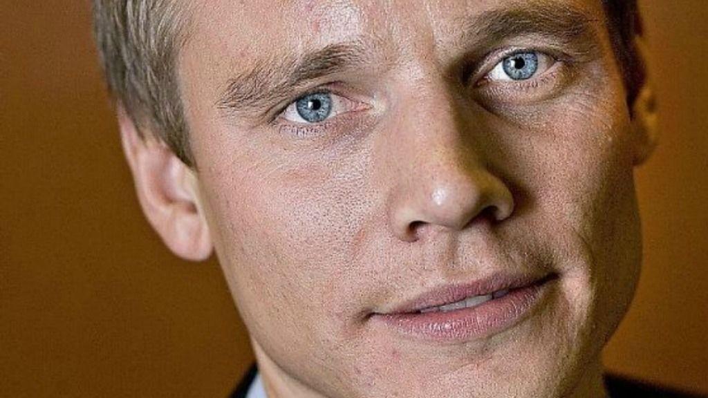 Sondre Gravir, administrerende direktør i Aftenposten.