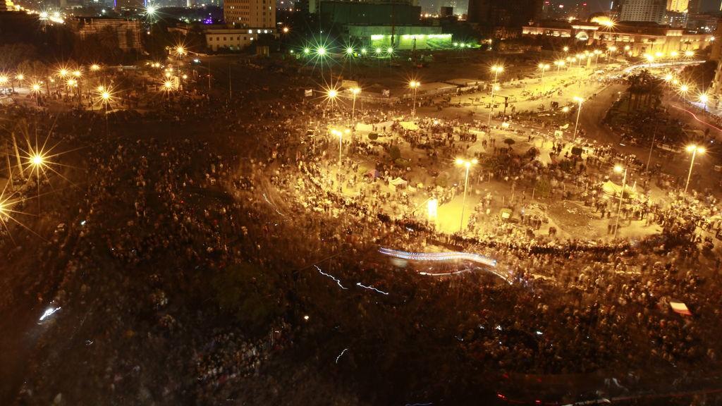 tahrir kairo