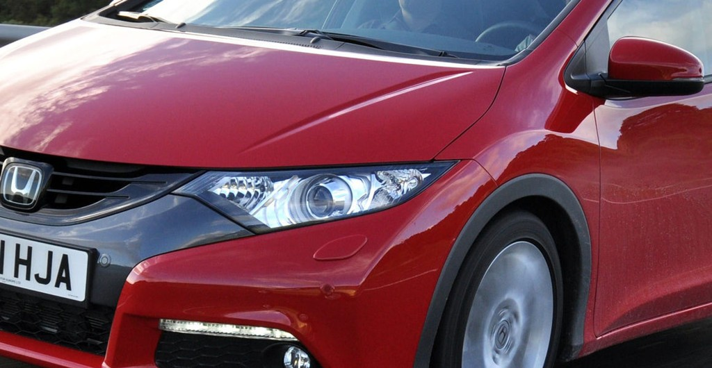 Honda Civic skal være ny tvers gjennom, men det er ikke lett å se.