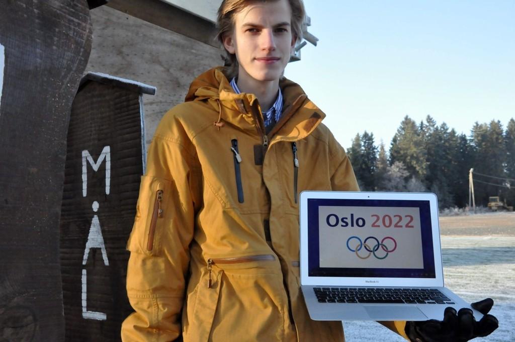 Høyrepolitiker og OL-tilhenger Konrad Værnes tror Oslo har større sjanse til å få OL i 2022 om Groruddalen blir en viktig del av søknaden. Her ved Lillomarka skistadion, en av flere potensielle OL-arenaer i Groruddalen.