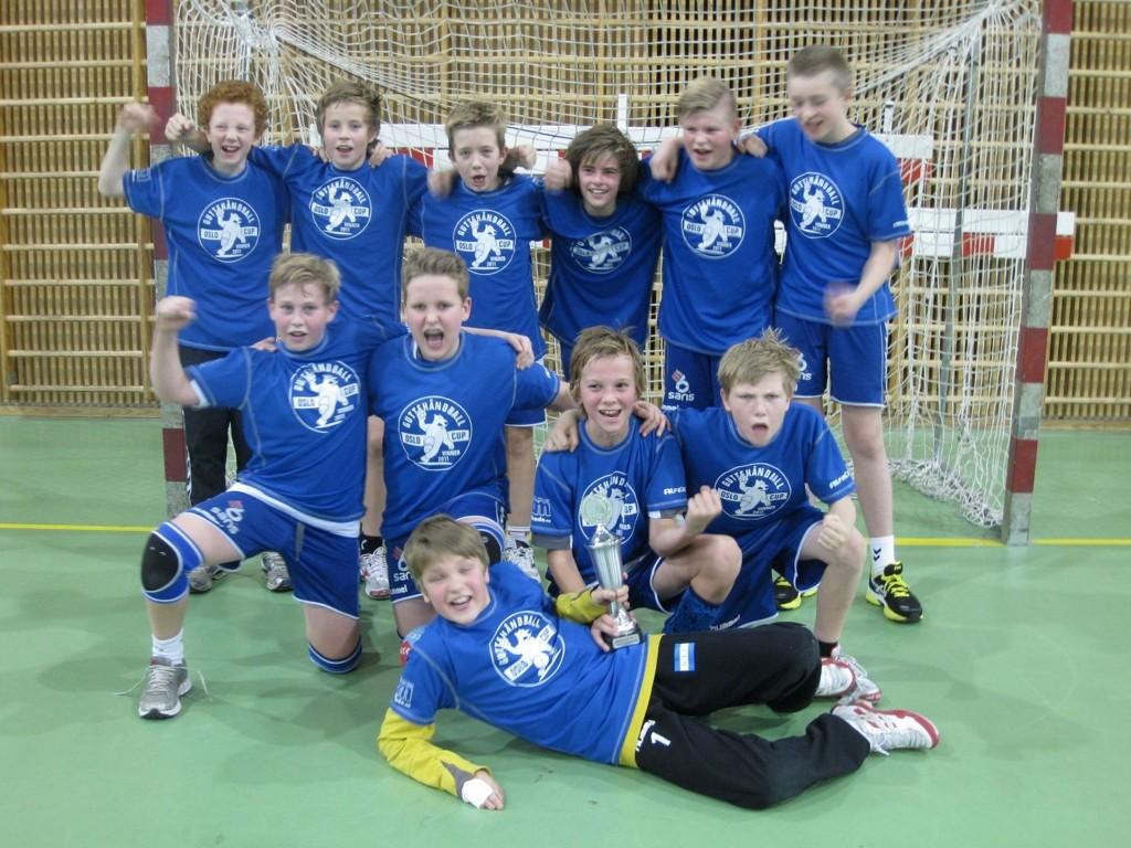 VINNERE: Nordstrand G12 vant sin klasse