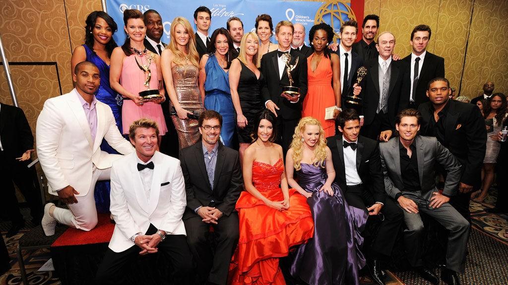 VANT: Gjengen bak Glamour stakk i sommer av med Emmy-prisen for lang og tro tjeneste.
