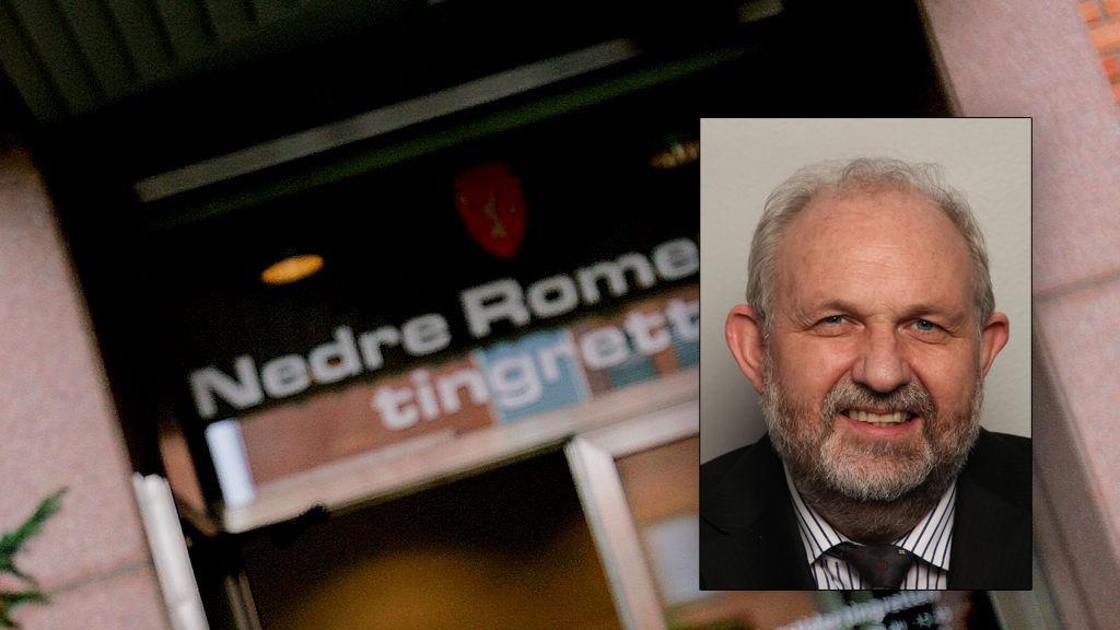 Torodd Tomte Knutsen,Administrerende direktør i Umoe Consulting AS vant over Nextbridge AS.