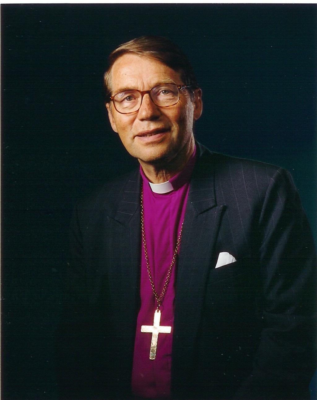 Om de store temaene: Tidligere biskop i Oslo Gunnar Stålsett.
