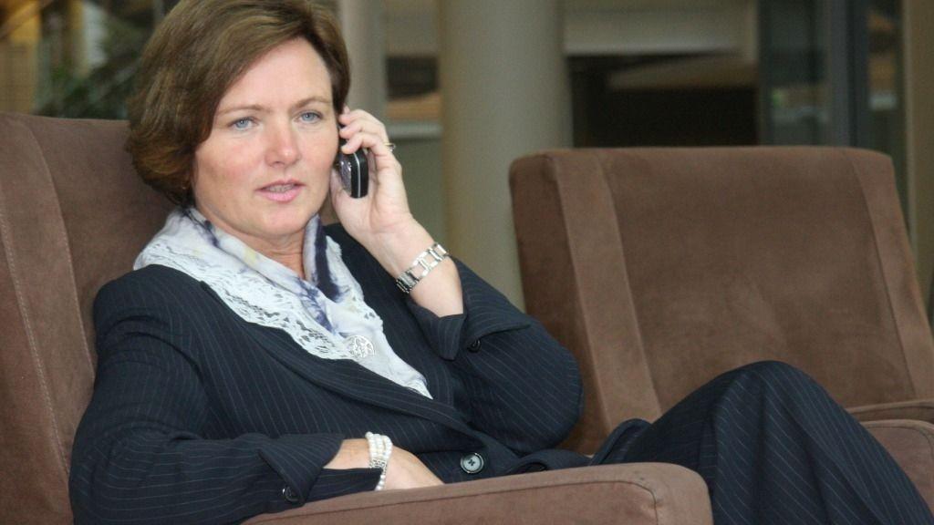 Konserndirektør for kommunikasjon Elisabeth Morthen i TINE SA.