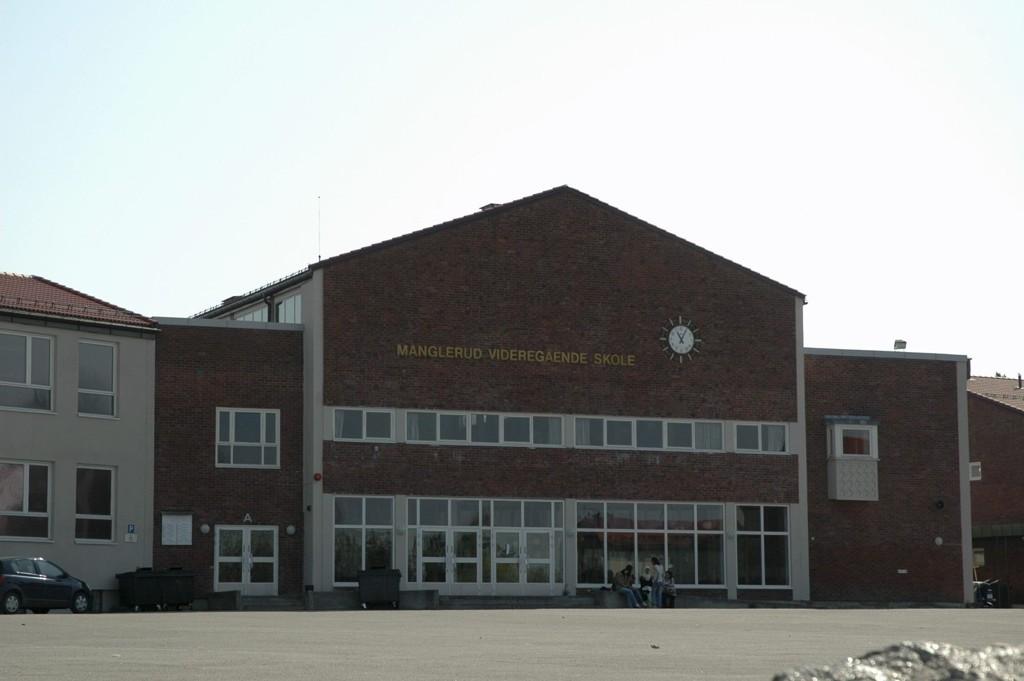 MANGLERUD VIDEREGÅENDE SKOLE: Blir barne- og ungdomsskole fra 2014.